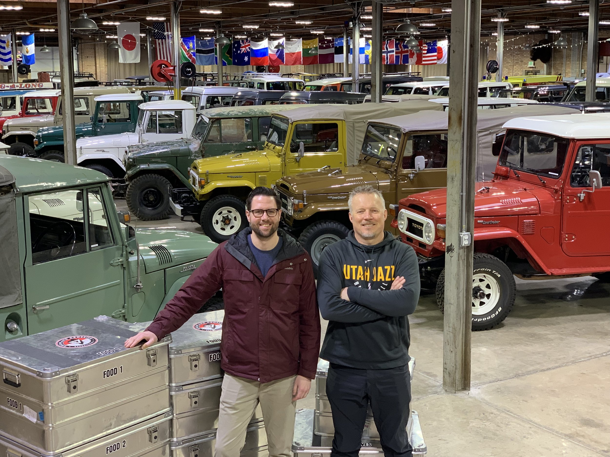Meet David Wicai: Executive Director of the Land Cruiser Heritage Museum -