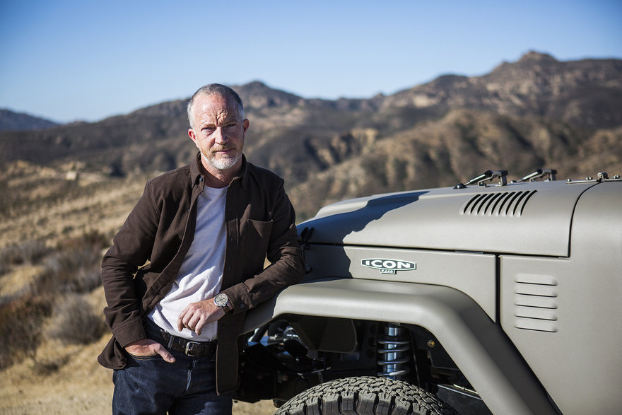CruiserFest 2019 Keynote Speaker: Jonathan Ward - We're so excited to announce that Jonathan Ward of ICON 4x4 Design will be our keynote speaker this year at CruiserFest!Jonathan Ward is the founder and owner of ICON 4x4, the specialty automotive design company that reimagines and customizes classical cars into a modern context. Ward has established a global presence in the automotive industry, and also knows a thing or two about Land Cruisers.