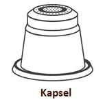 Kapsel Kaffee im Schönbergers