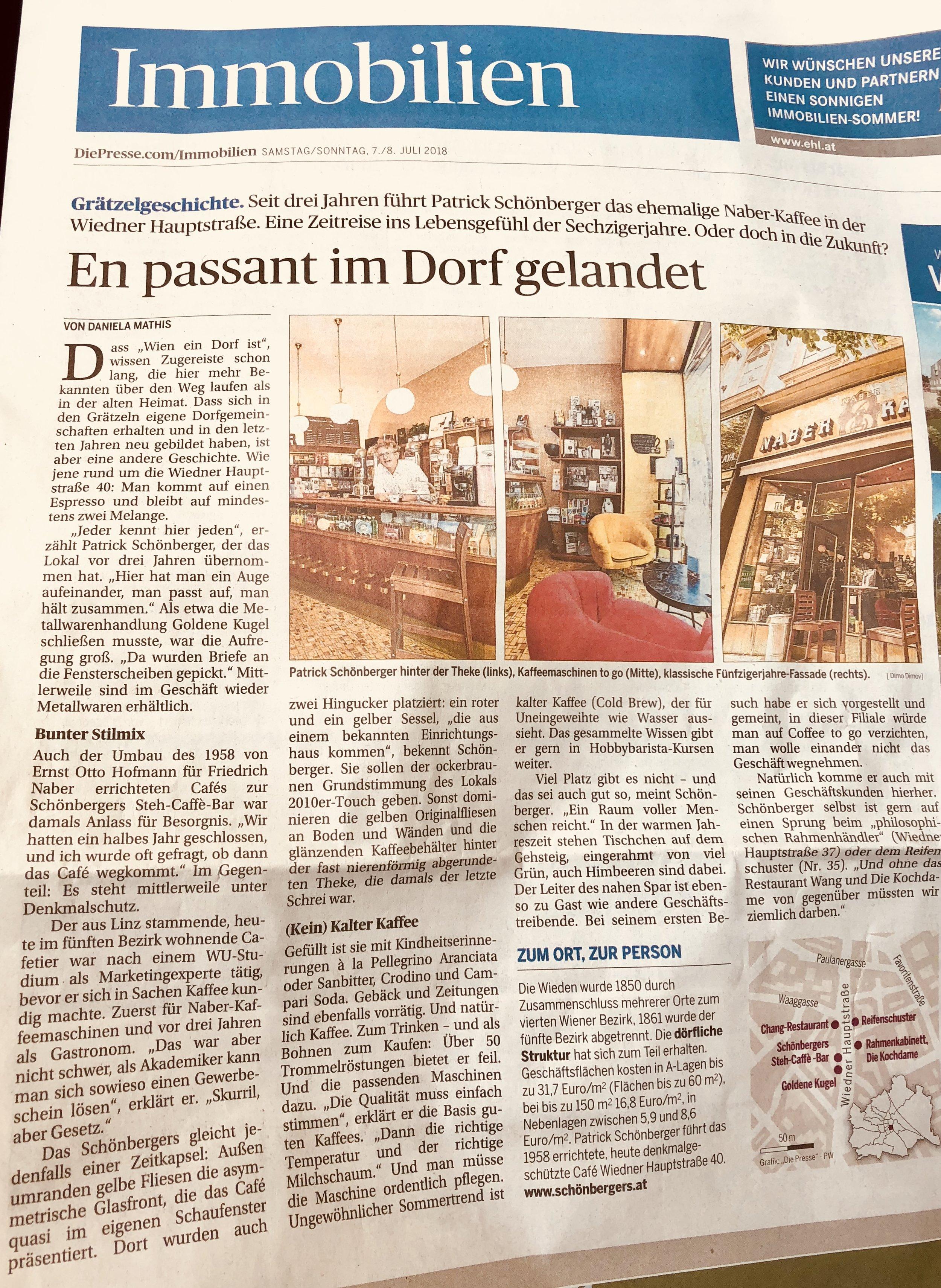 Grätzelbericht Wieden_DiePresse180707_Schönbergers