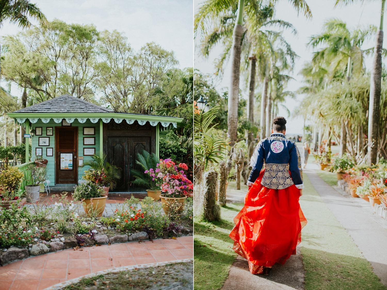 Celeste + Chris's Destination Wedding in Nevis, West Indies Korean Ceremony_0012.jpg