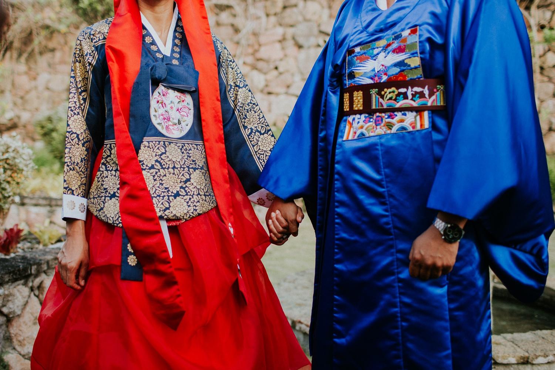 Celeste + Chris's Destination Wedding in Nevis, West Indies Korean Ceremony_0021.jpg