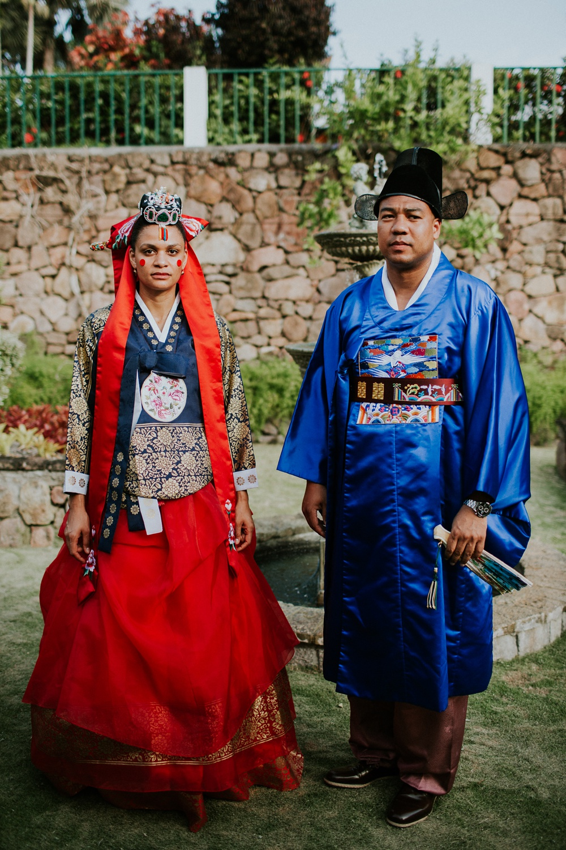 Celeste + Chris's Destination Wedding in Nevis, West Indies Korean Ceremony_0022.jpg