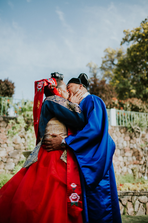 Celeste + Chris's Destination Wedding in Nevis, West Indies Korean Ceremony_0025.jpg