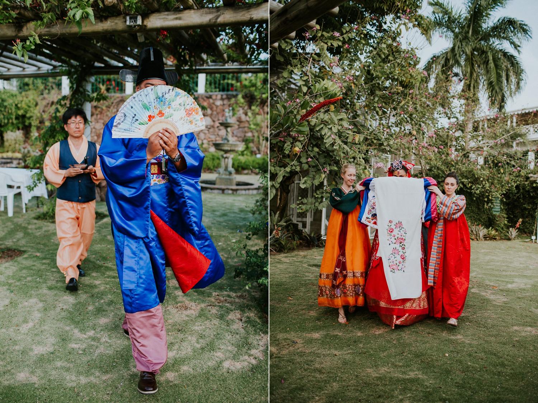 Celeste + Chris's Destination Wedding in Nevis, West Indies Korean Ceremony_0033.jpg