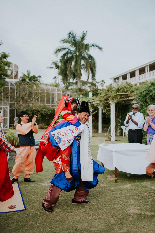Celeste + Chris's Destination Wedding in Nevis, West Indies Korean Ceremony_0042.jpg