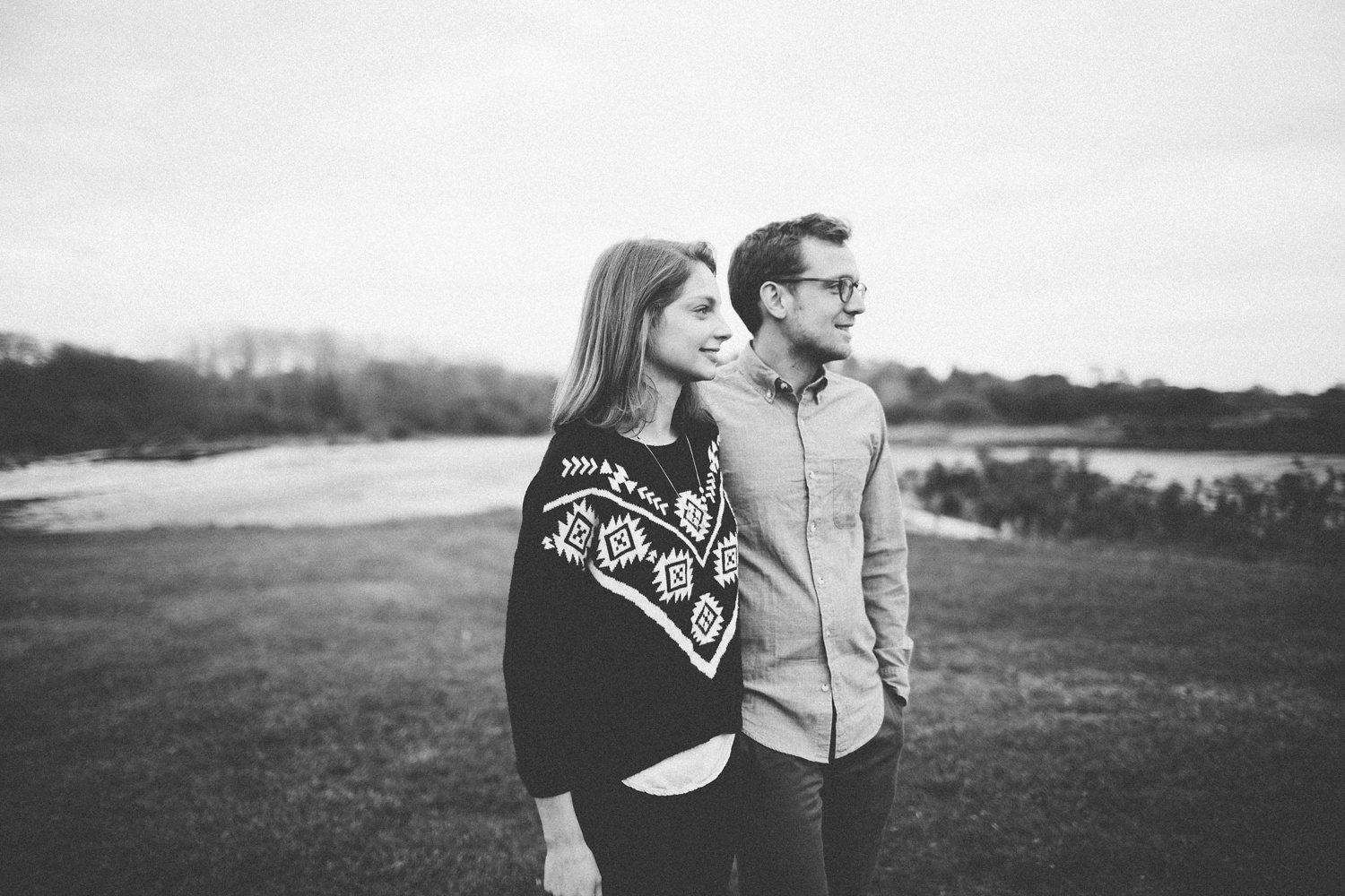 Engagement Photos at Eventide Oyster Bar + Kettle Cove, Maine_0004.jpg
