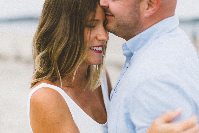 Popham Beach Maine Wedding Photographer / Anniversary Shoot