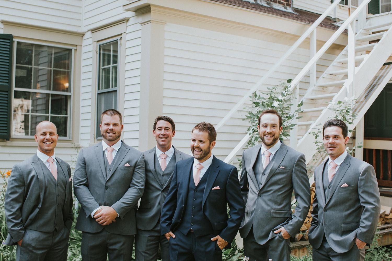 Live Well Farm Harpswell Maine Wedding Photographer