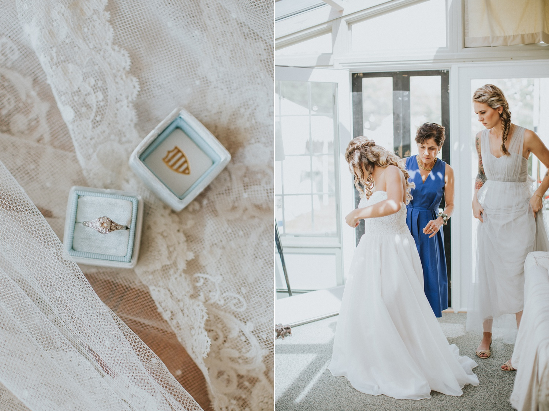 fine art wedding photographer maine