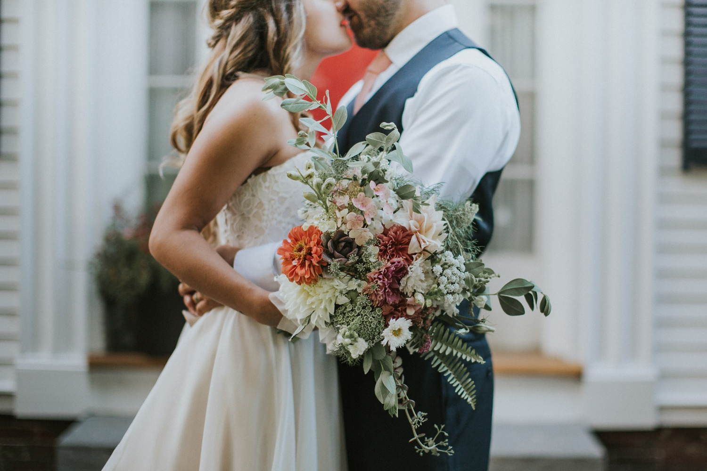 Maine Wedding Photographer | Live Well Farm Wedding