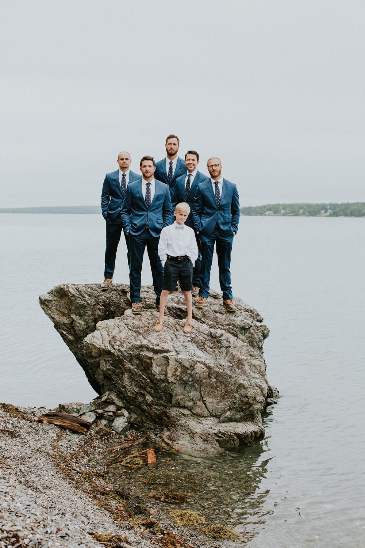 Bar Harbor Maine Wedding Photography