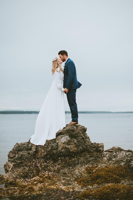 Maine Fine Art Wedding Photographer