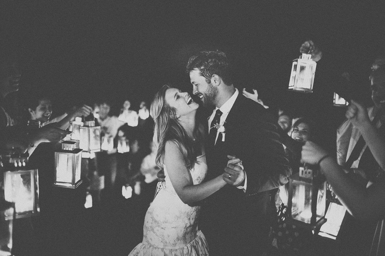Fine Art Maine Wedding Photographer Sparkler Exit