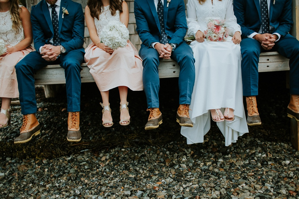 LLBean wedding