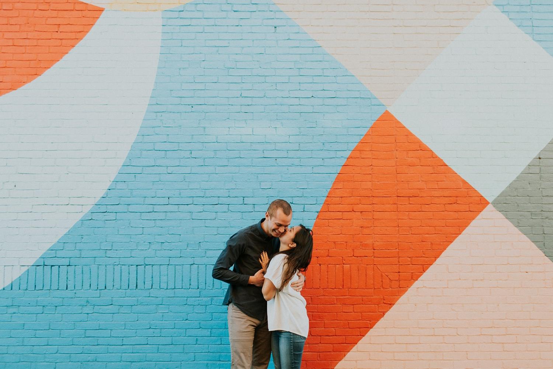 rockland maine engagement photos