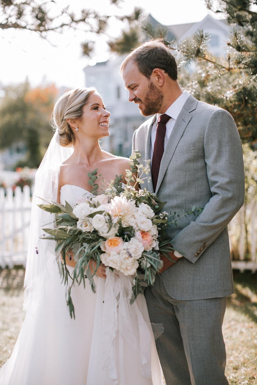 Maine fall wedding photographer