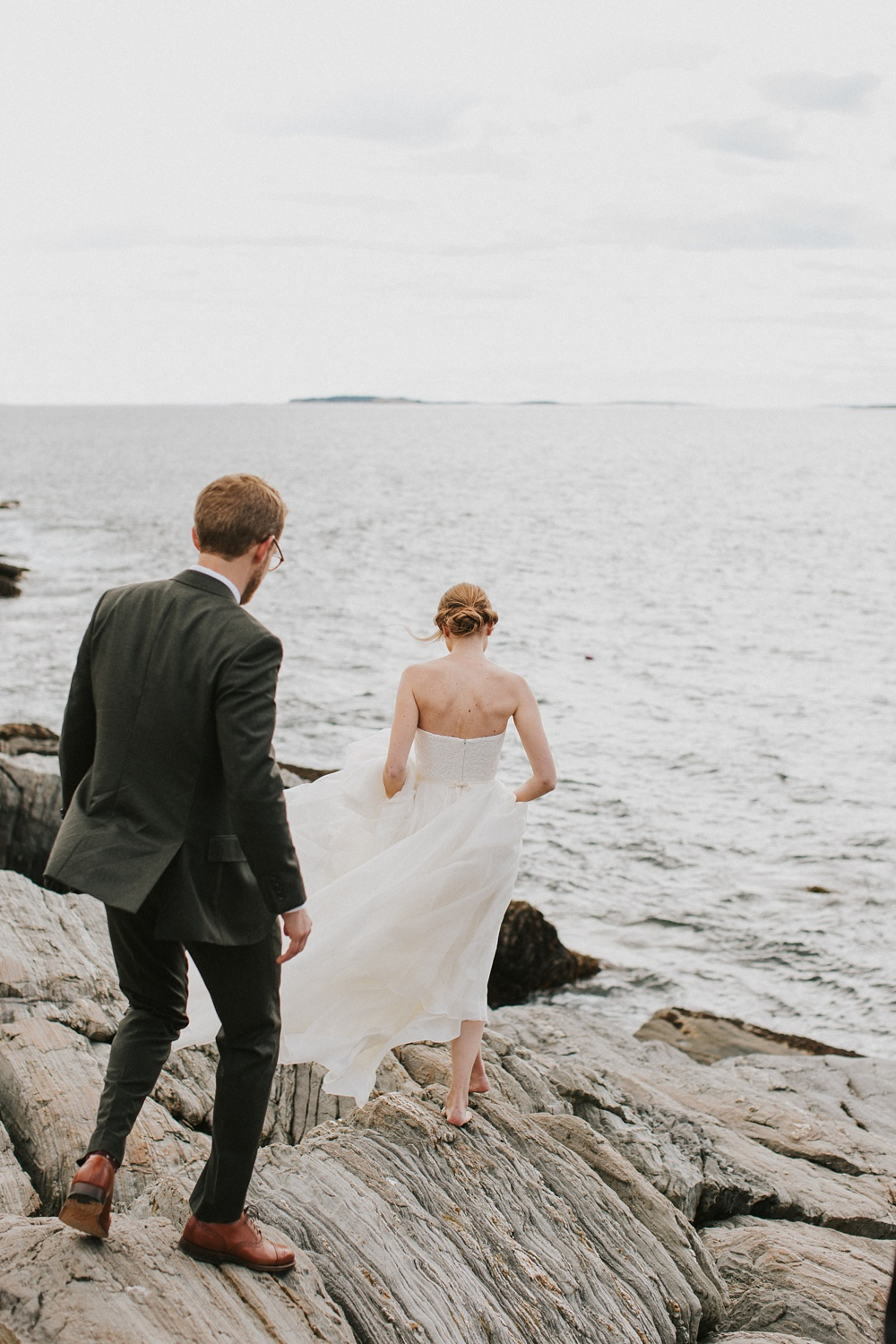 maine fine art wedding photographer