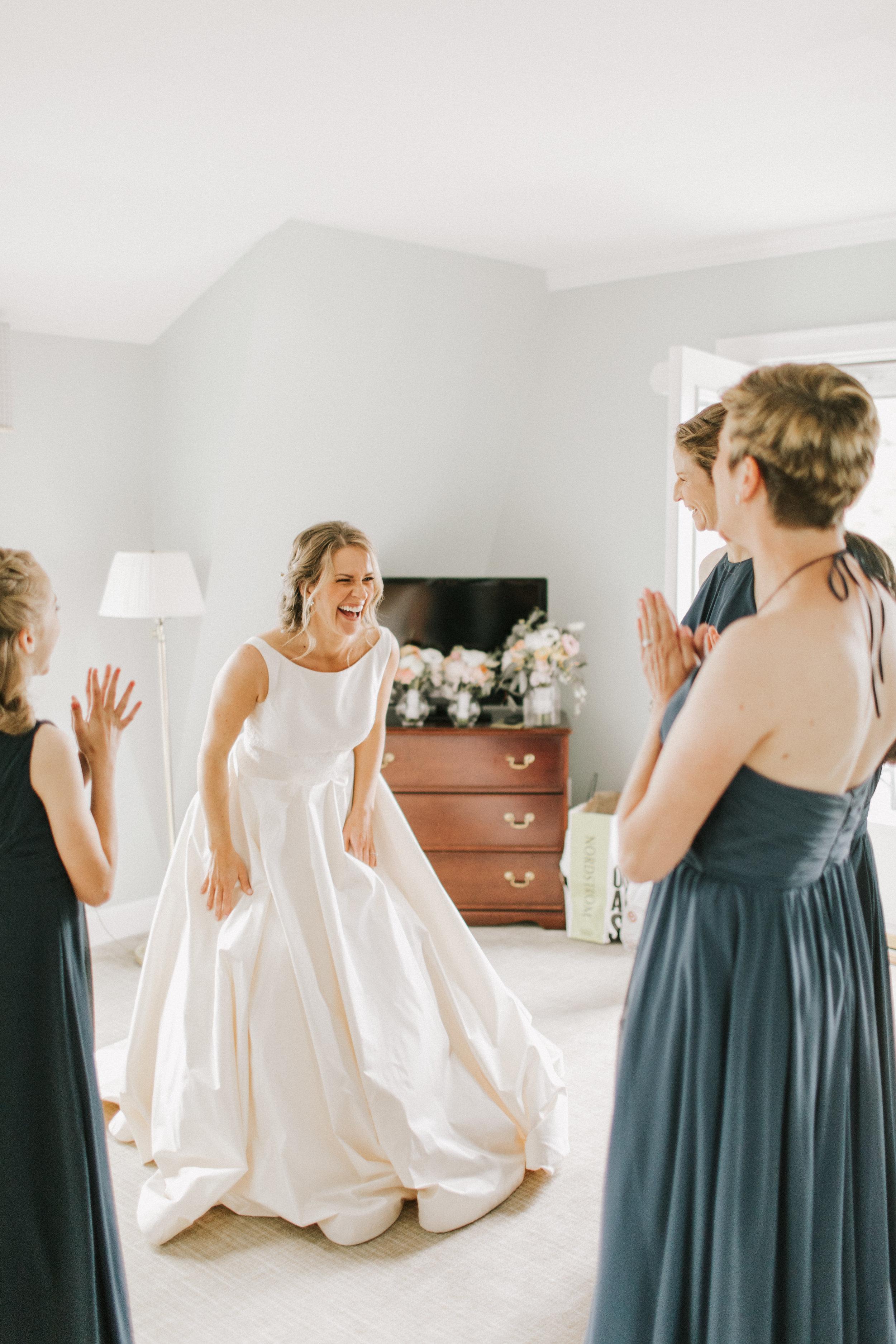 Wedding Excitement