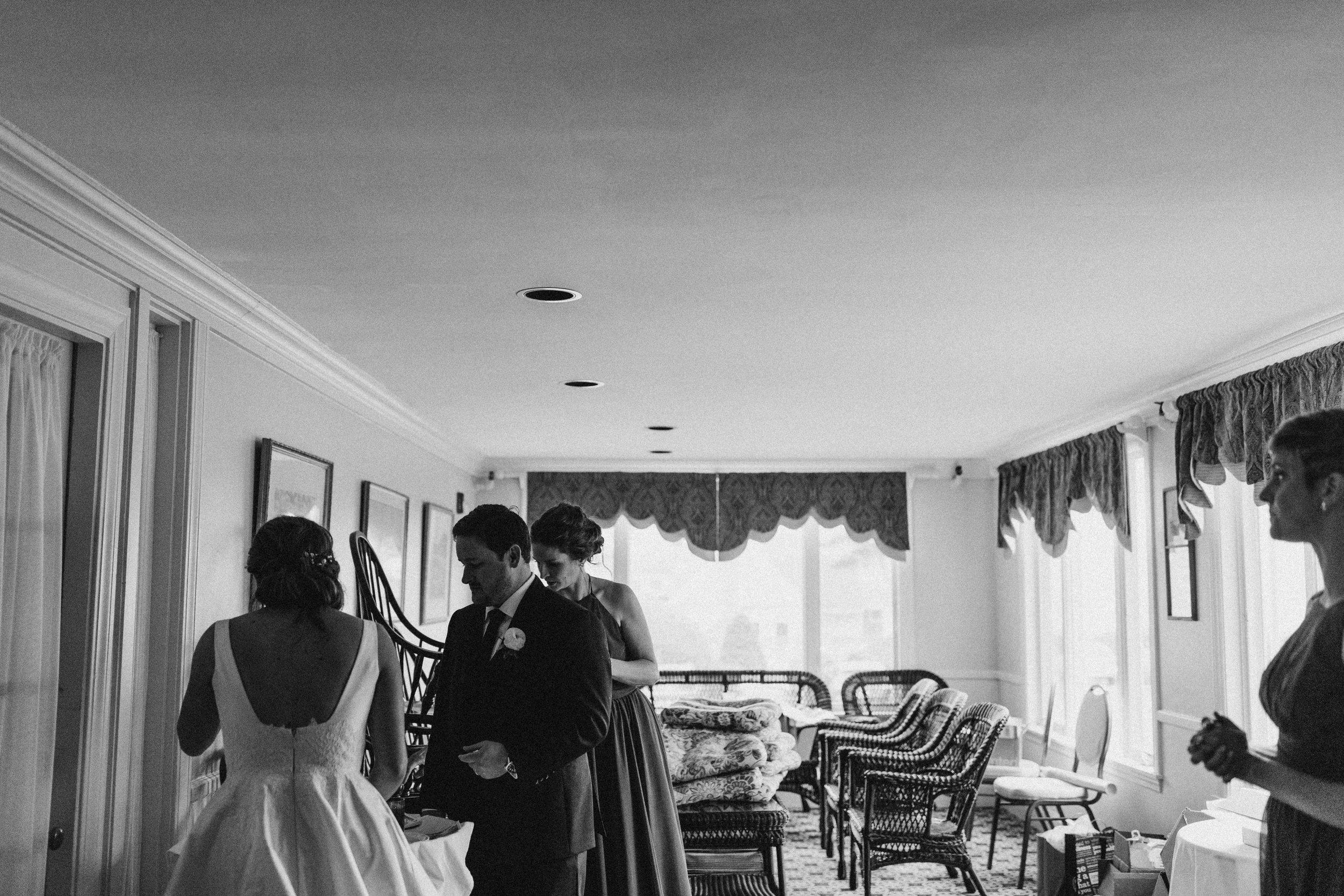 The Black Point Inn Wedding