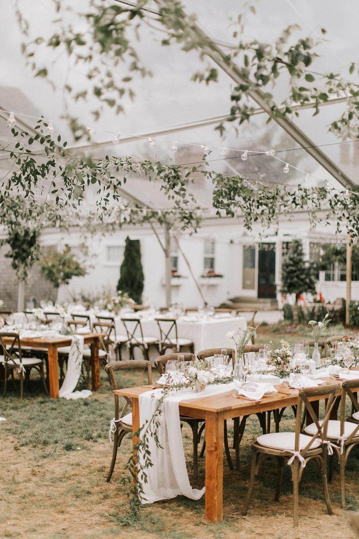 Live Well Farm Wedding Maine Jamie Mercurio