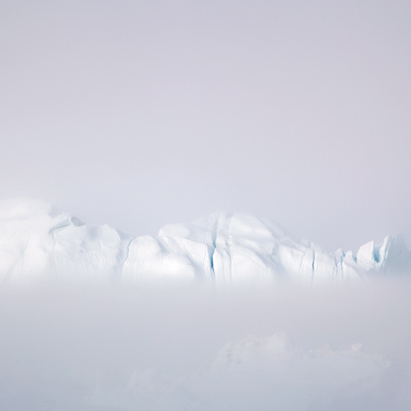 A cloud can never die: ice, water, mist, 2012