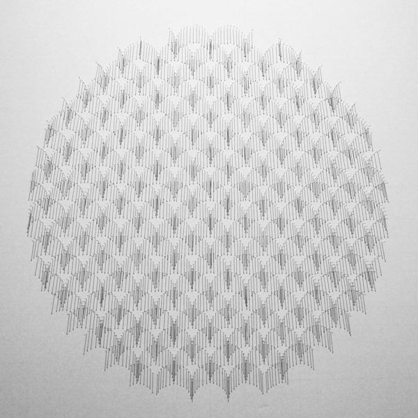 Shadow drawings, 2009
