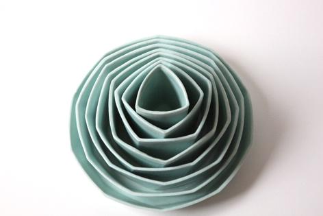 Phoebe McDonald geometric nesting vessels 1.jpg