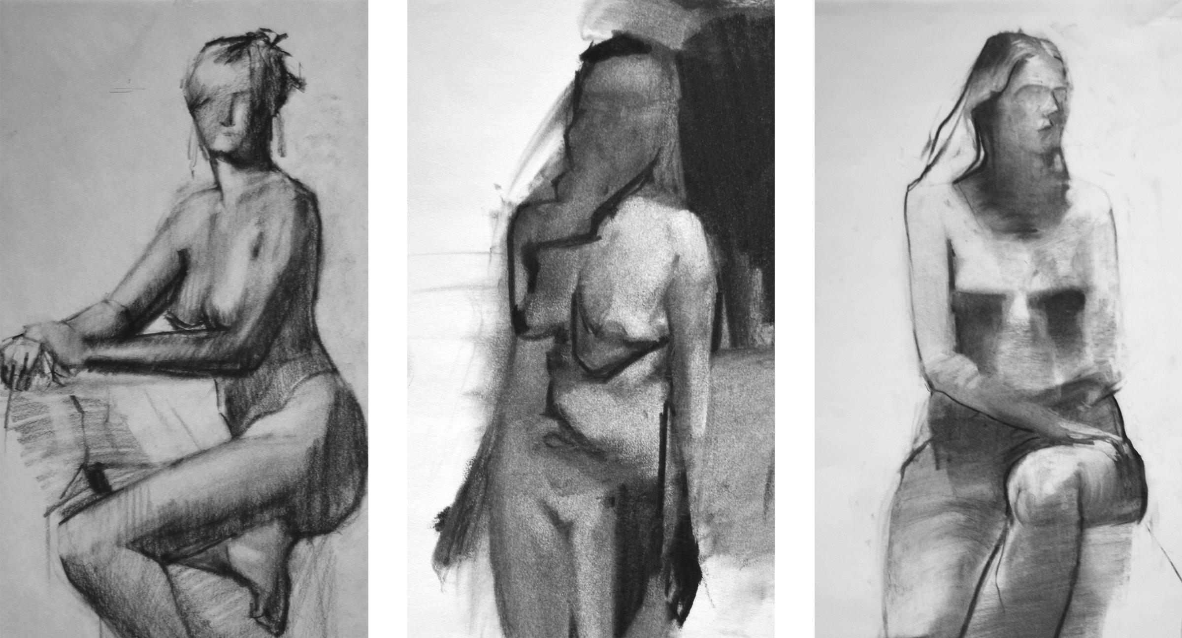 Figure_drawings, Robert Scobey