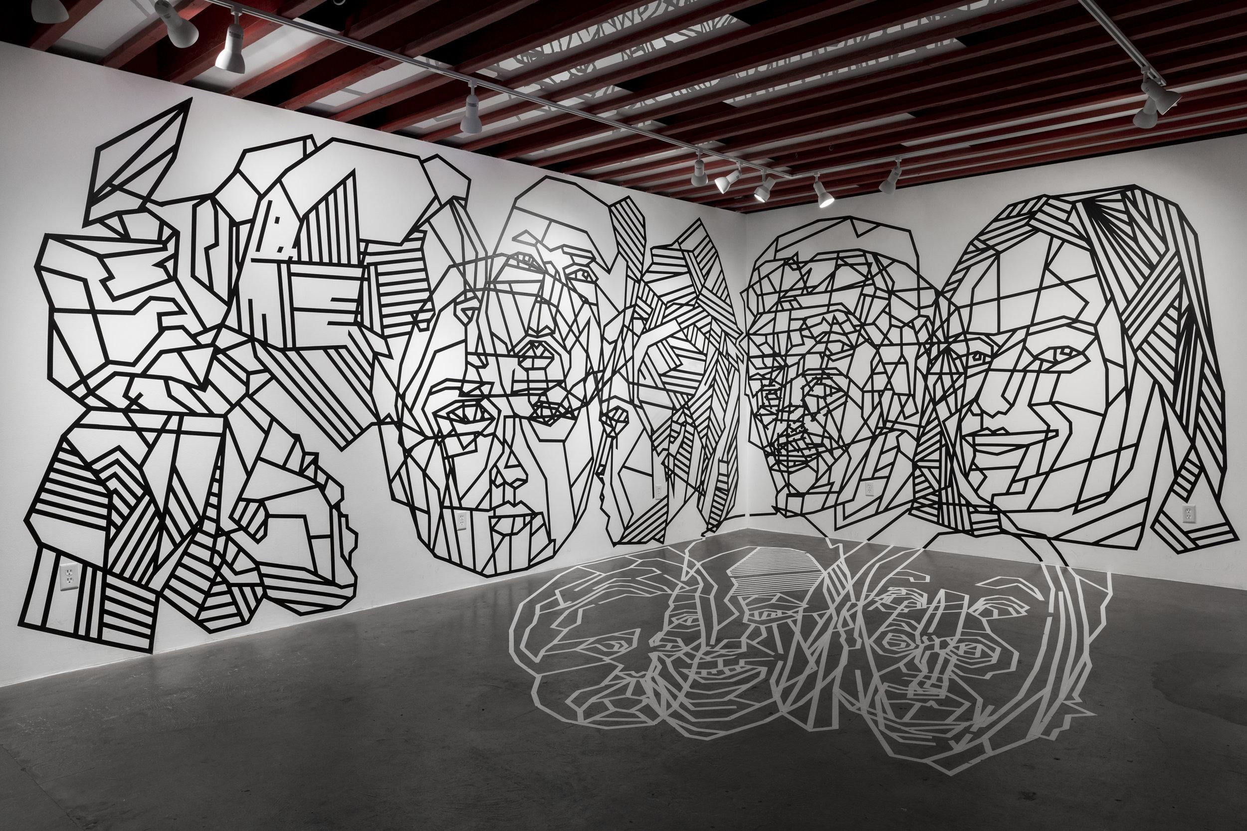 "Dustin Hedrick, ""Cobwebs and Catacombs"""