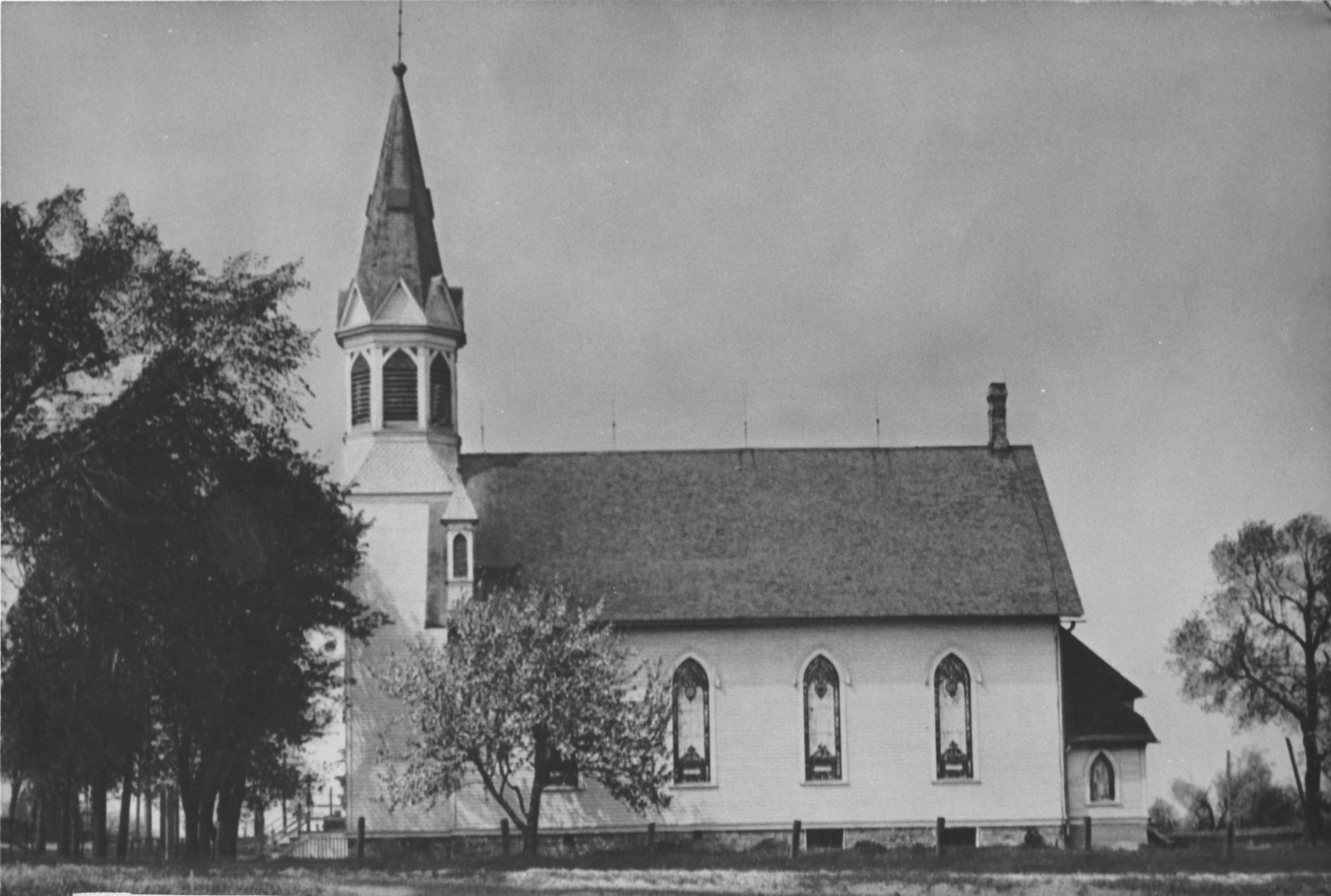 St. John's Church Building, 1930
