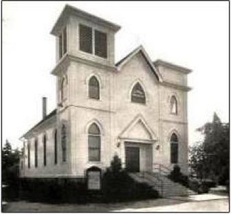 St. John's Church Building, 1931