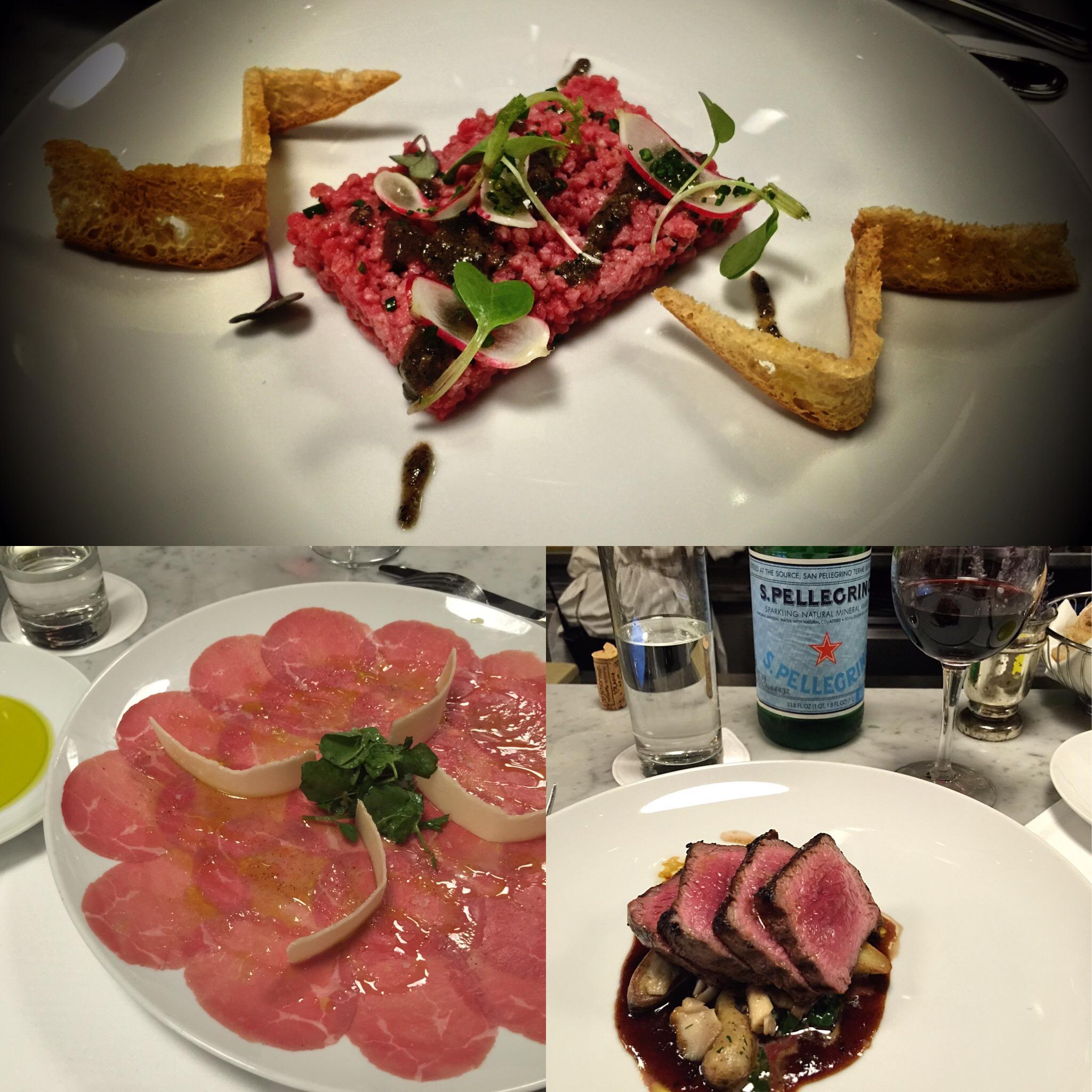 Cuisine from Eately.