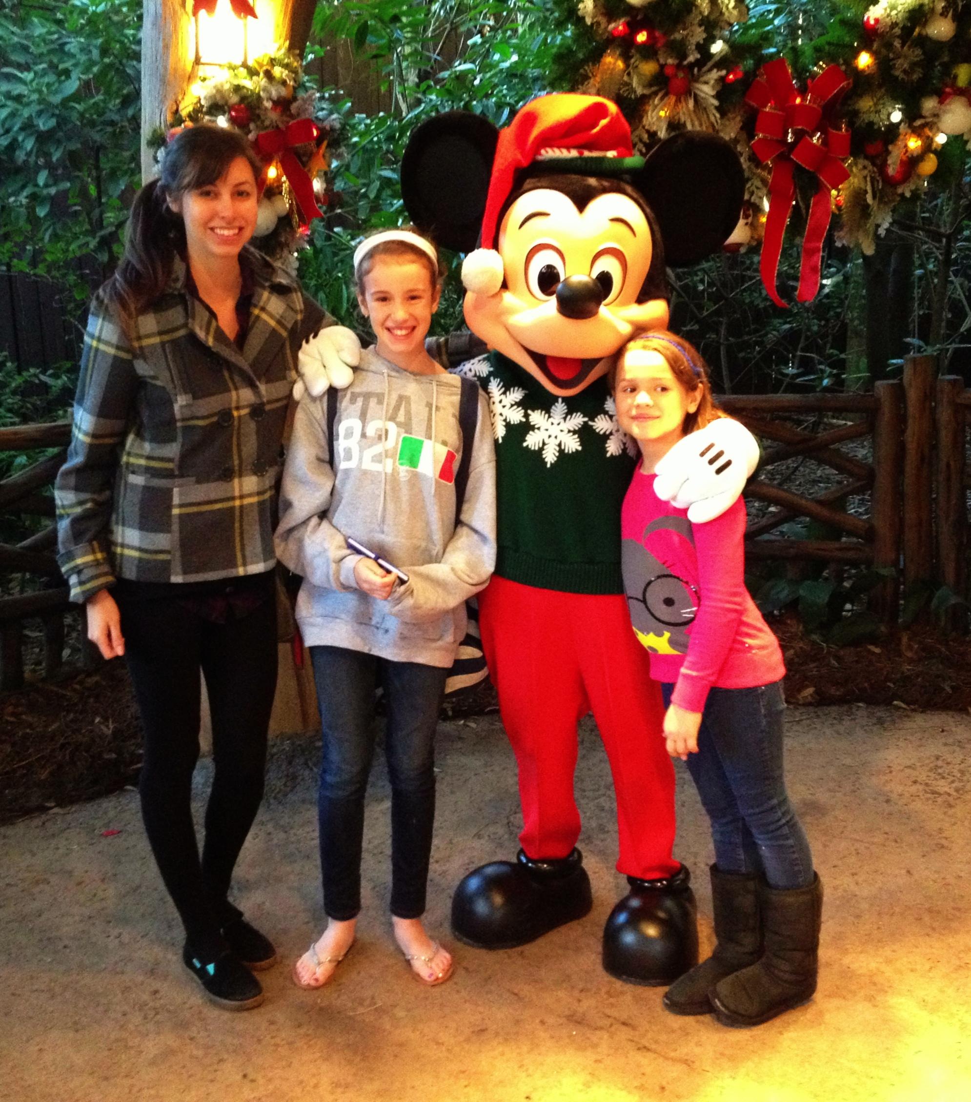 Disneyworld, Orlando Florida 2013