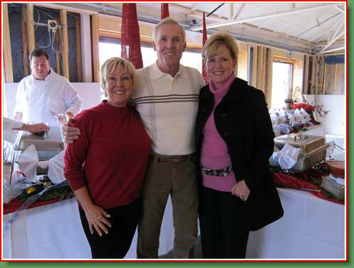 Christy and Tim Moore, Jacquie Dorrance