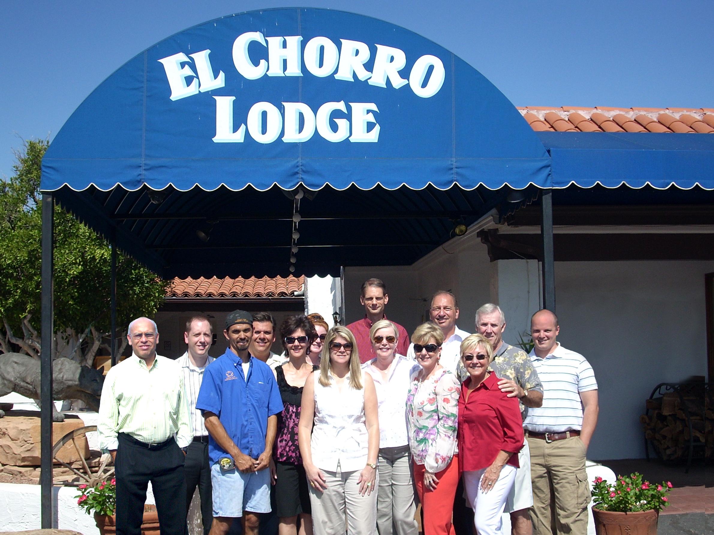 The El Chorro Design Team!