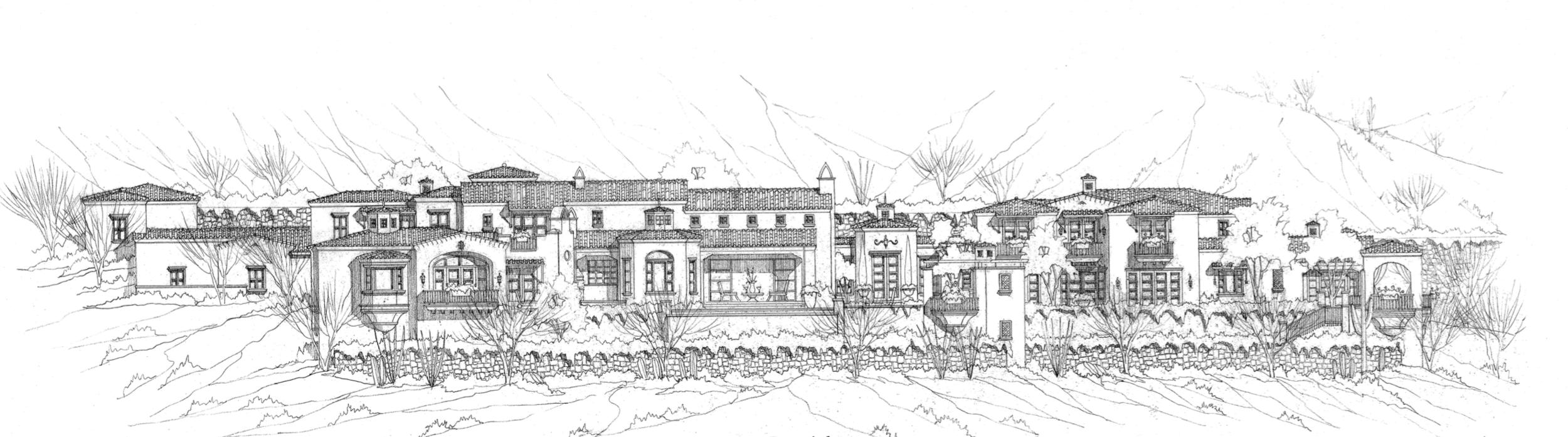 Starting Construction on this Candelaria Design Estate in Silverleaf with Schultz Development