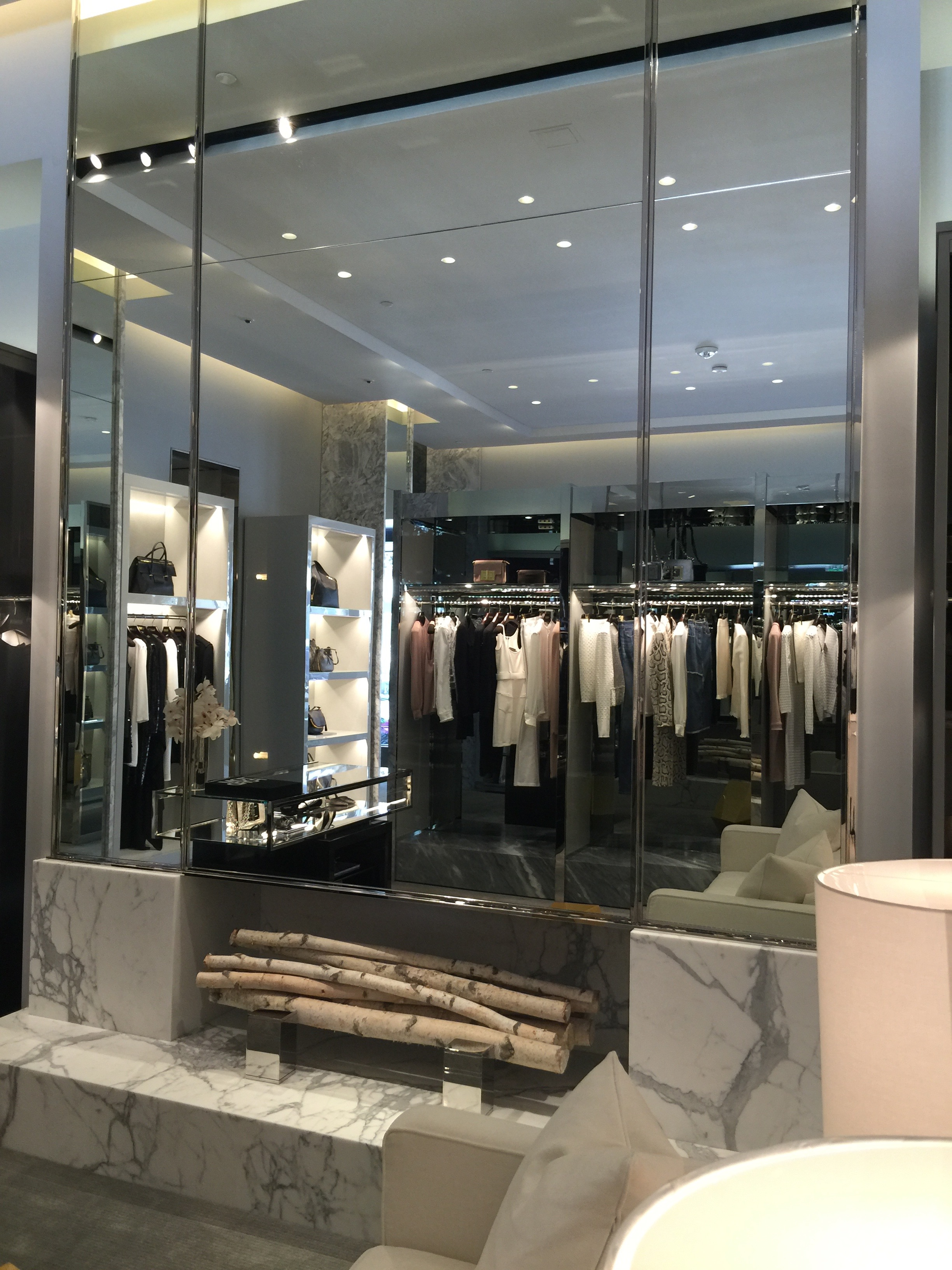 The new Tom Ford Boutique in Bulkhead