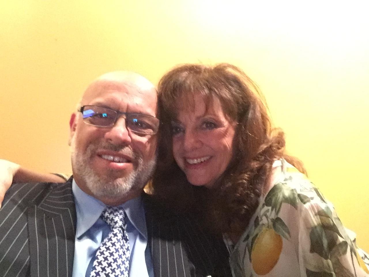 MC with Patricia Livi of Avanti's