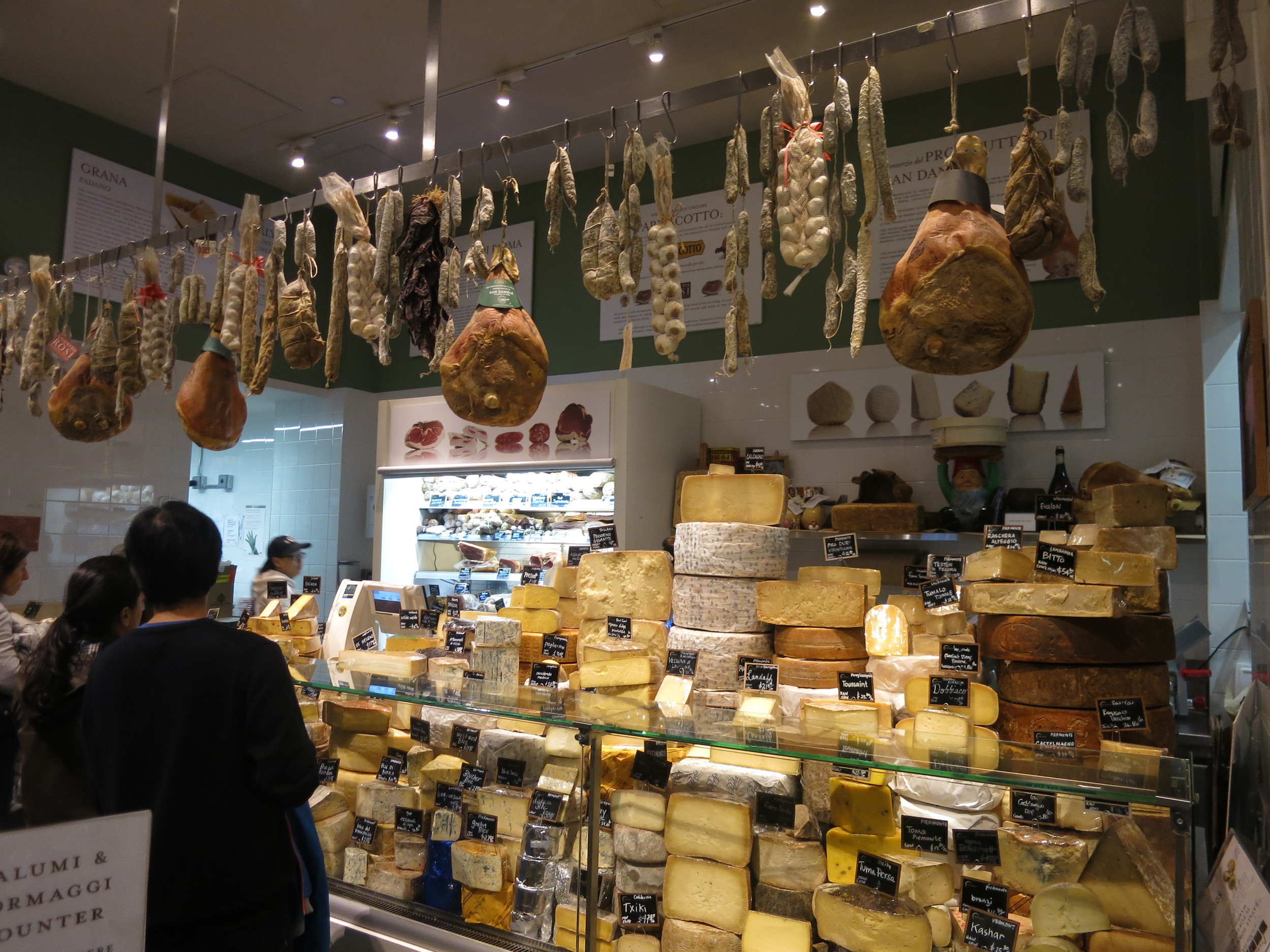The Cheese Shop at Eataly - NYC