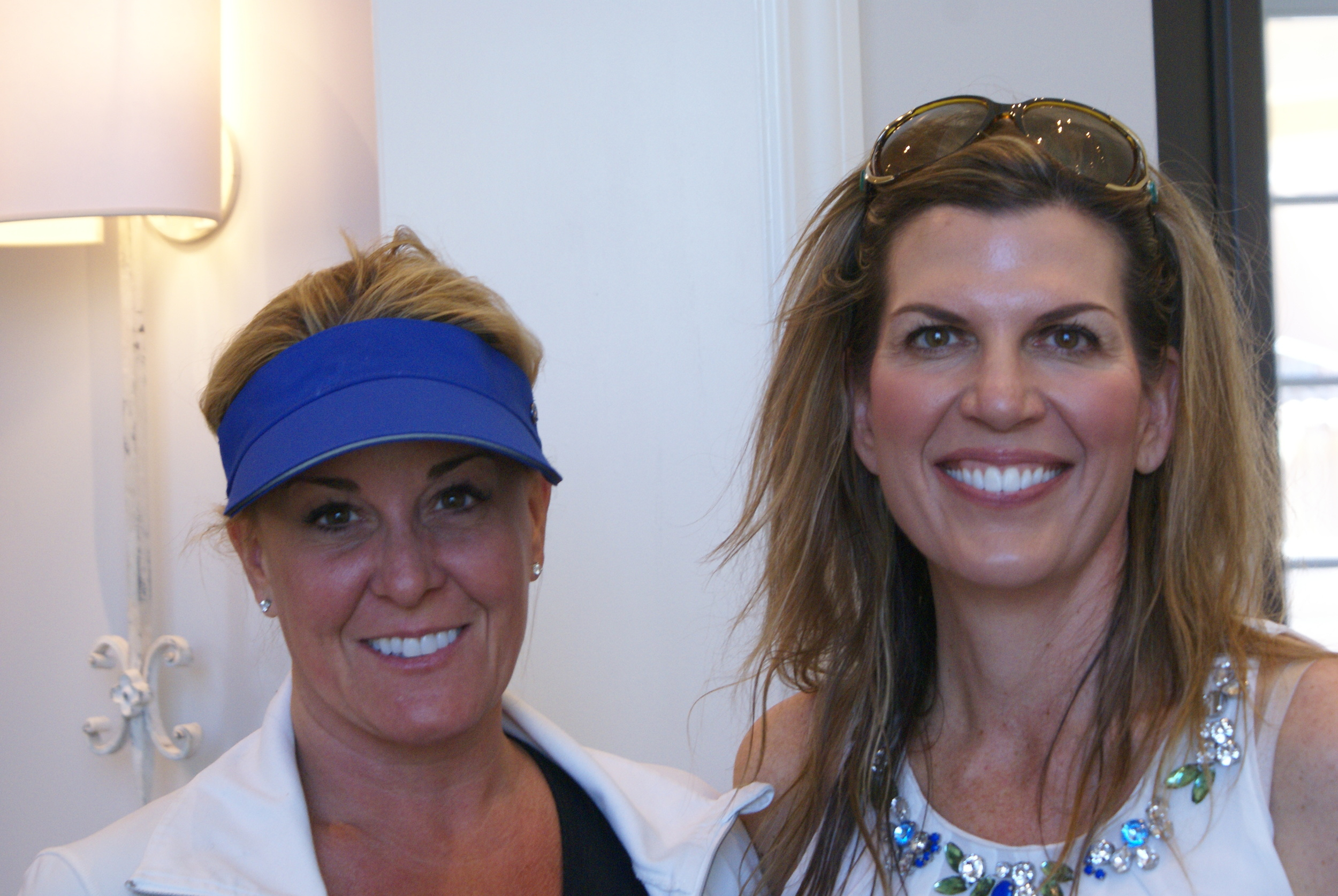 Client Jennifer Gage with Interior Designer and my lovely wife, Isabel.