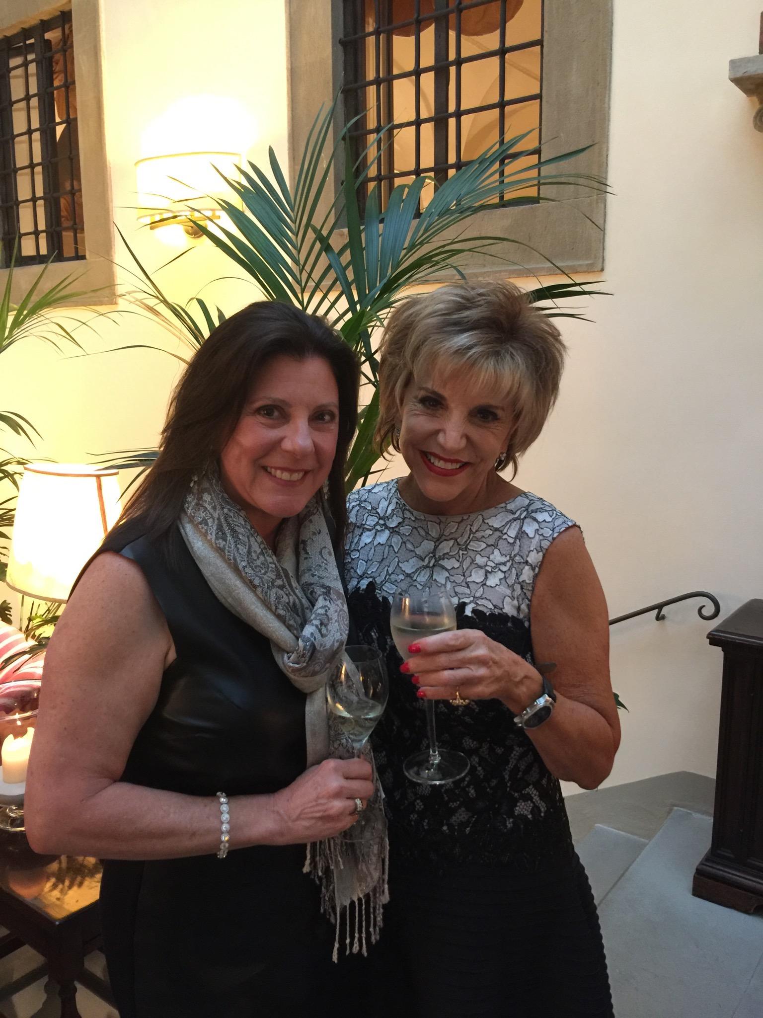 Diane Whittaker and Sandra Wilken