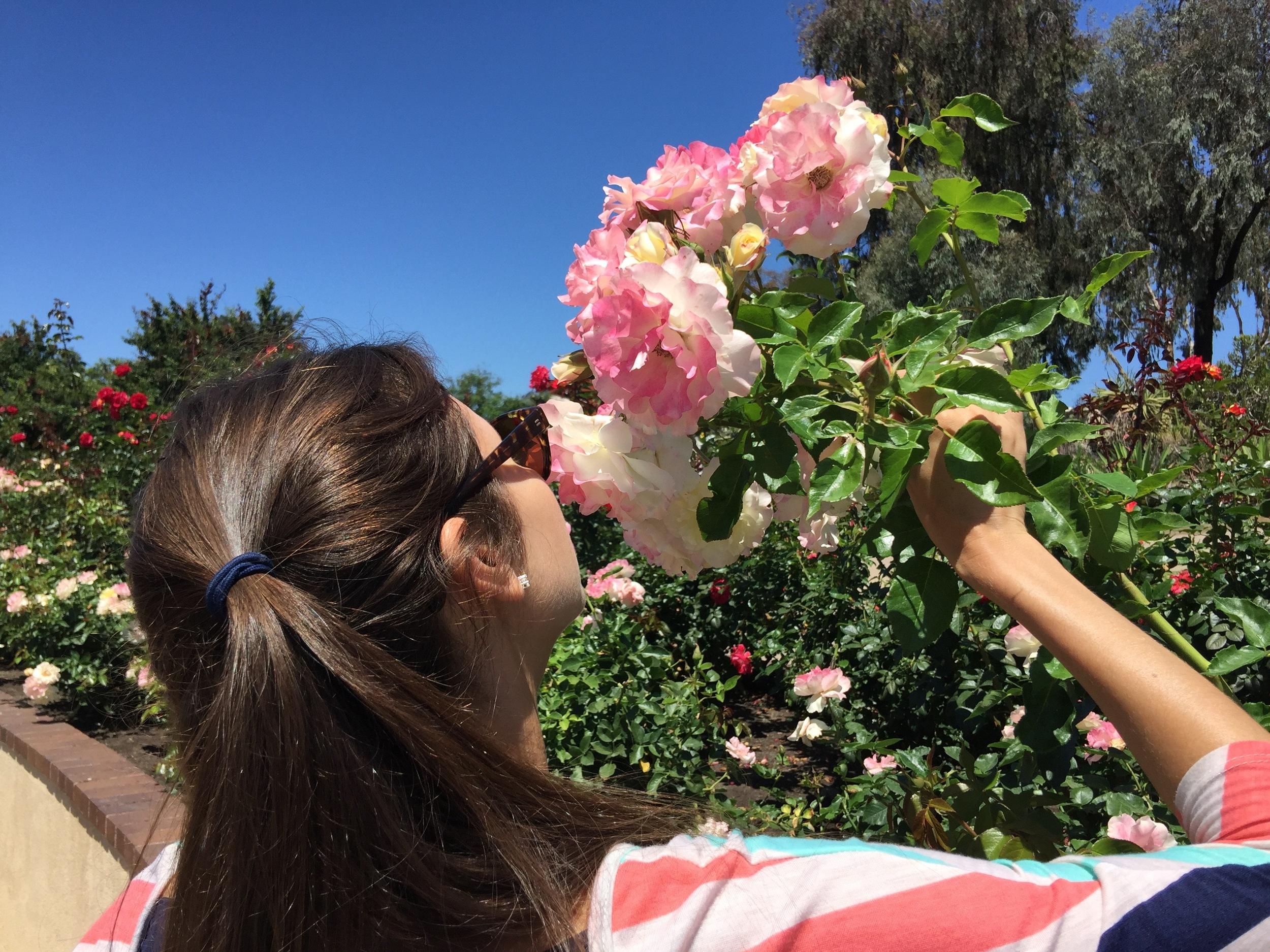 Tiffany at Balboa Park - San Diego