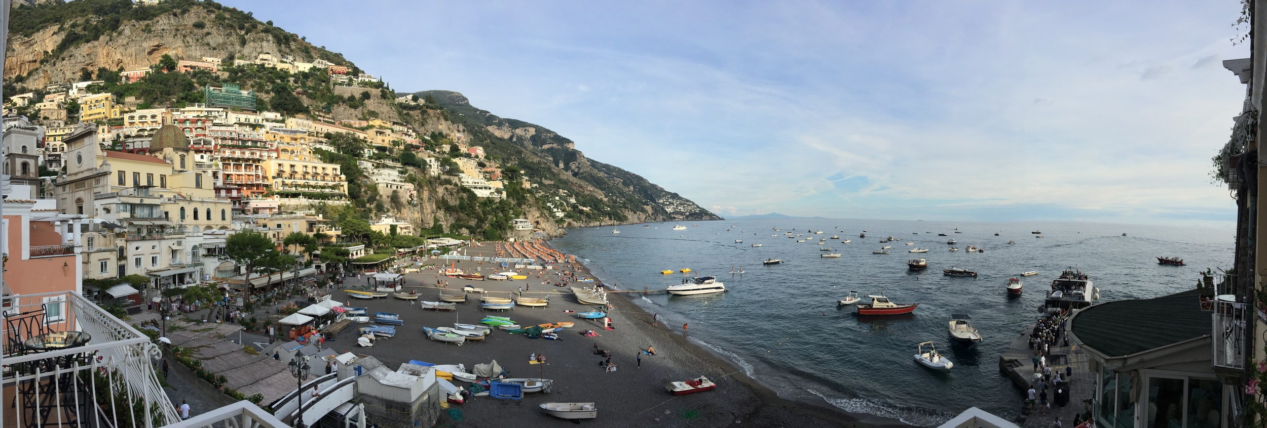 Amalfi Coast - Candelaria Design Tour Italy September 2016