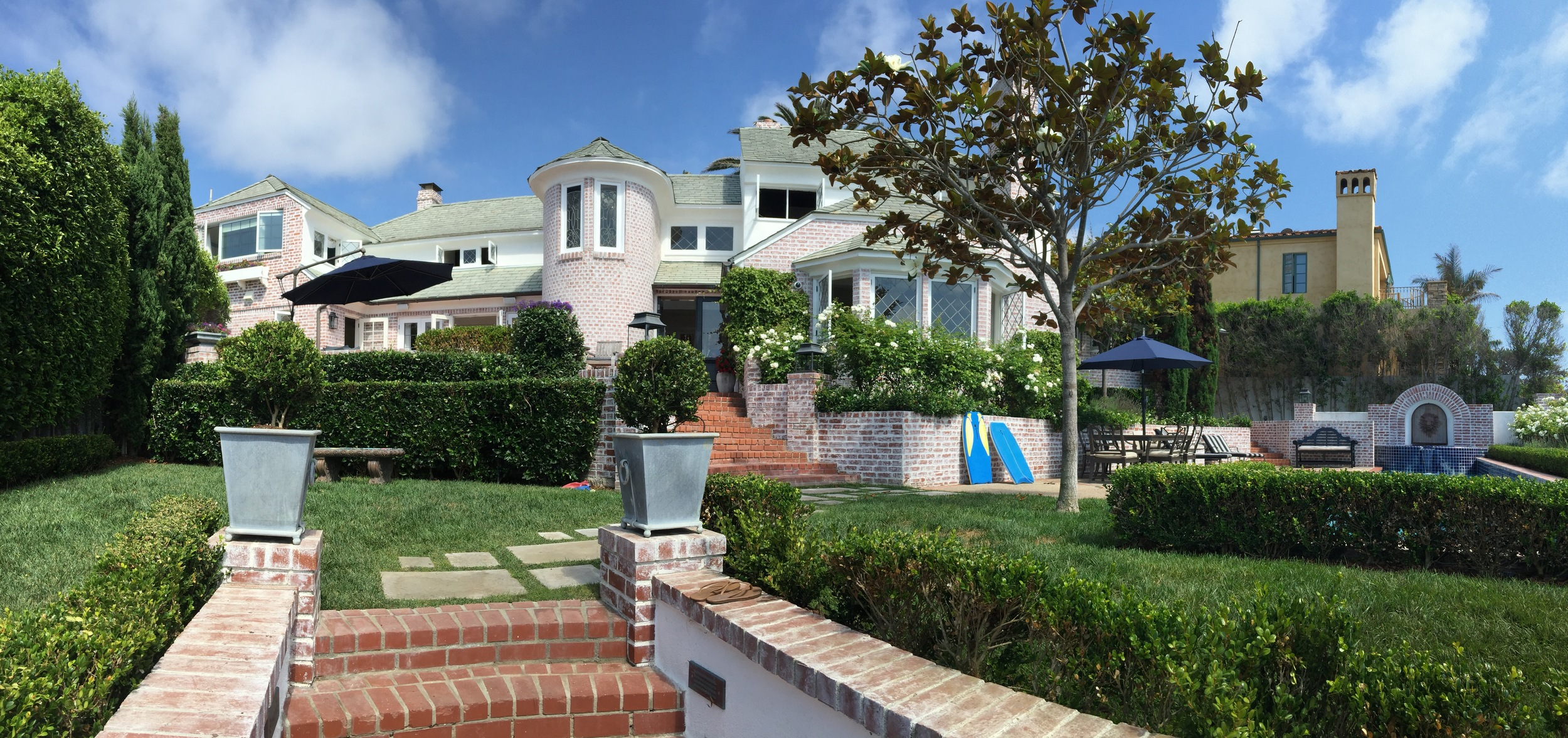 Just completed renovation in LaJolla, CA