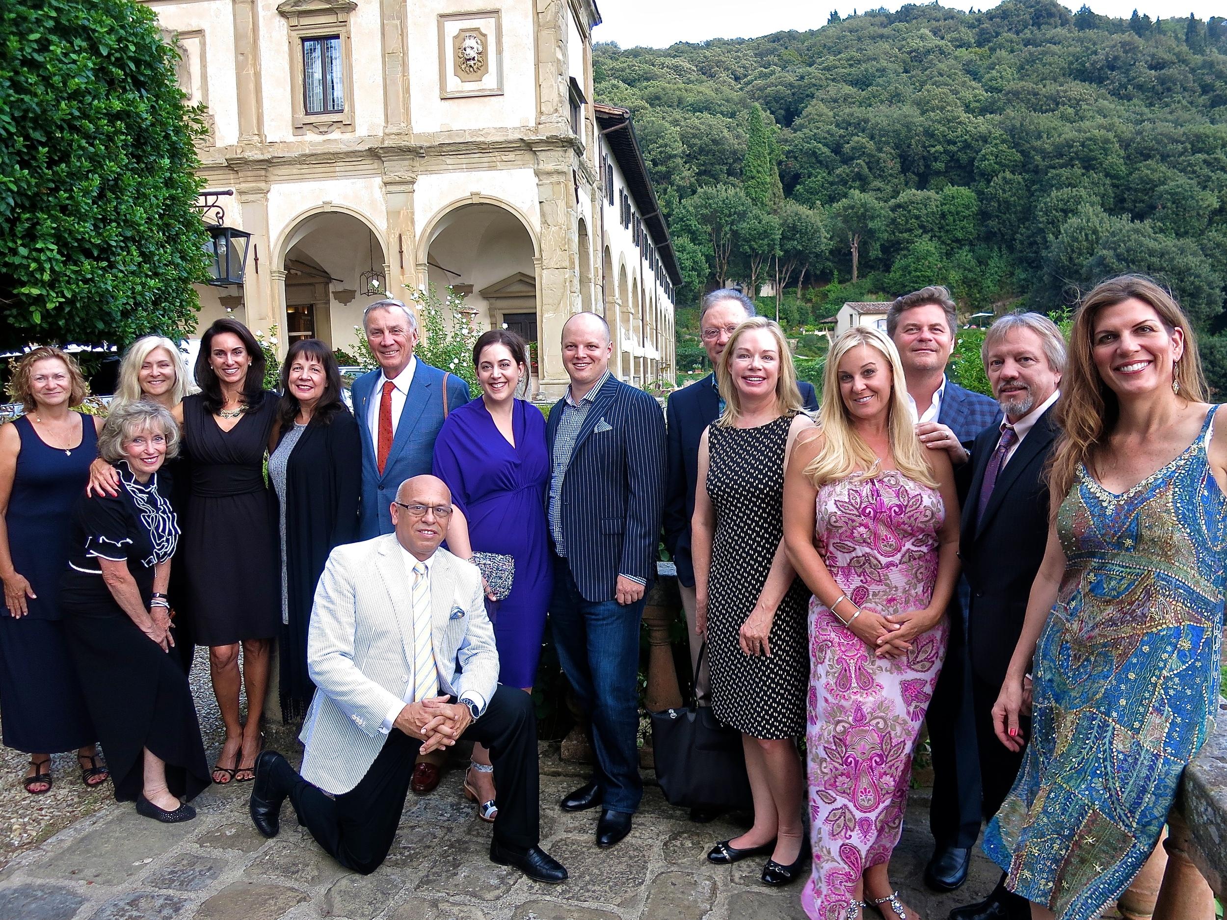 Candelaria Design Tour Italy 2015