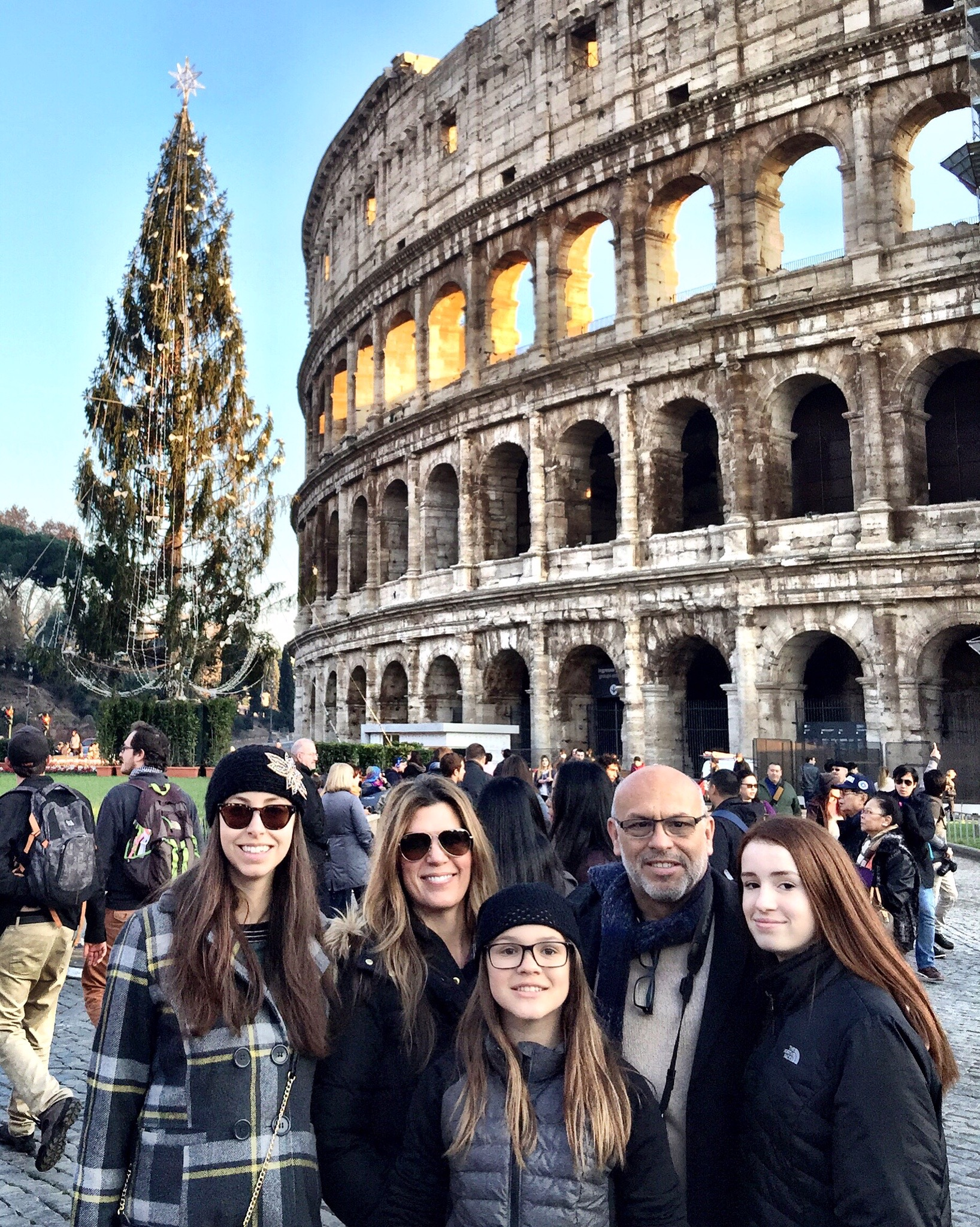 Our 2015/16 Family Holiday Tour of Italy