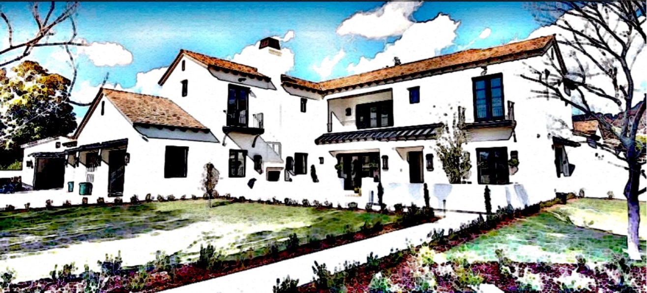 Completed Arcadia Candelaria Design ~ Andra Miller Interiors home built by Santorini Homes