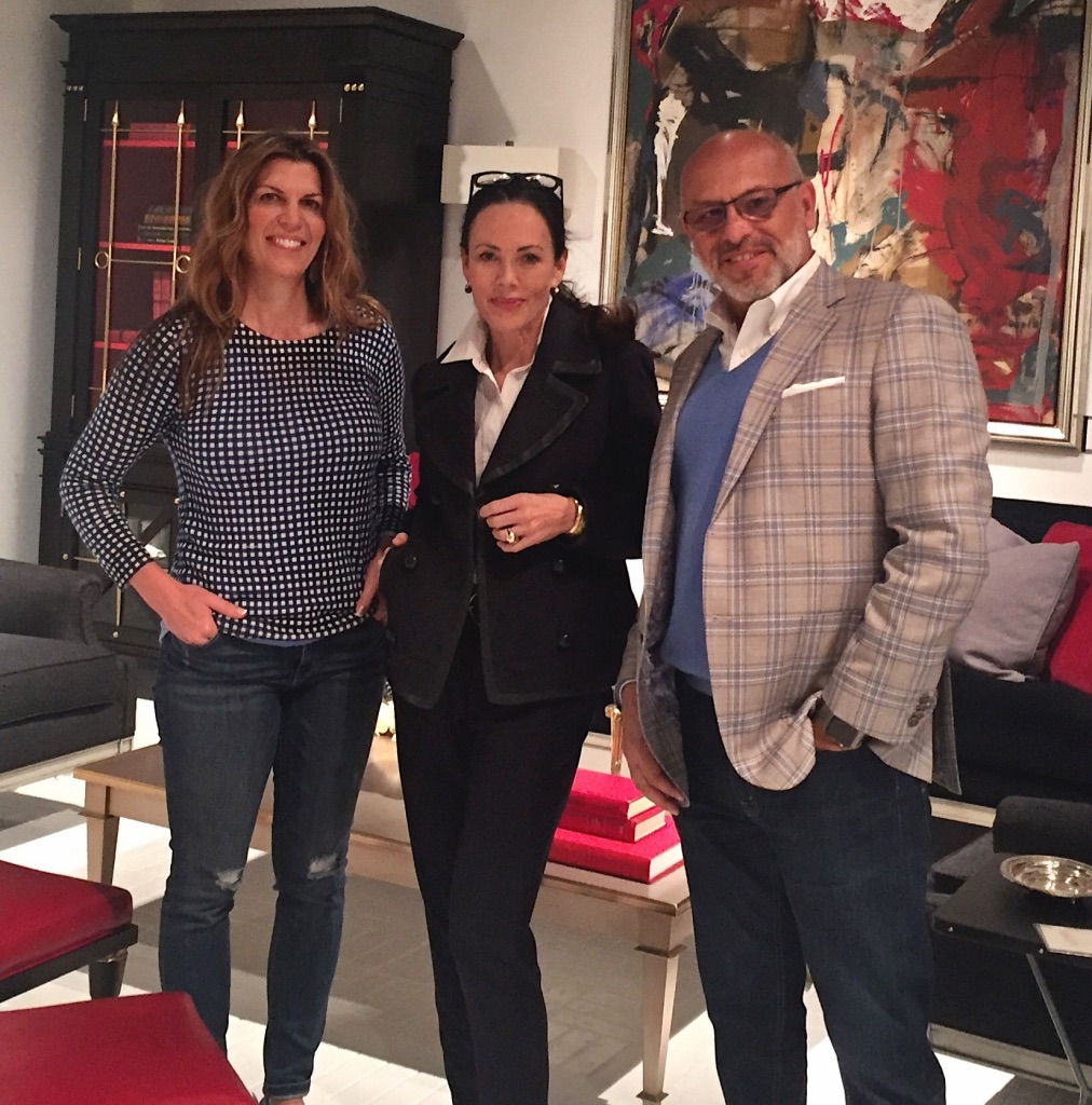 Isabel, Interior Designer, Mary McDonald and MC at Highpoint