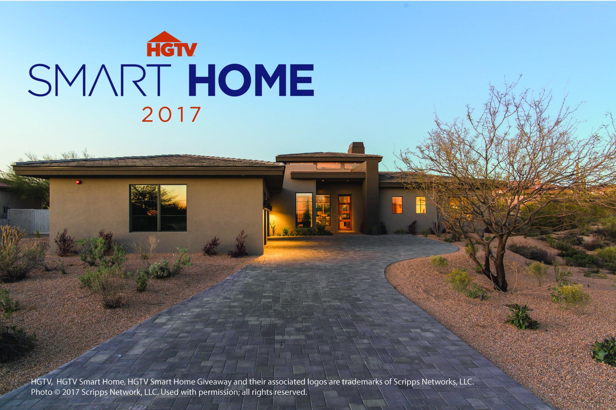 The Candelaria Design ~ Eagle Luxury Properties HGTV Smart Home 2017